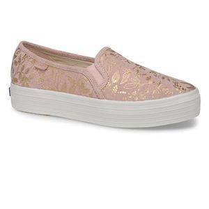 KEDS TRIPLE DECKER RPC Slip-on Sneaker, size 9M
